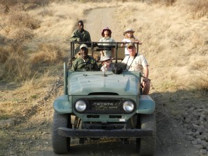 Ballade okatore safari chasse namibie