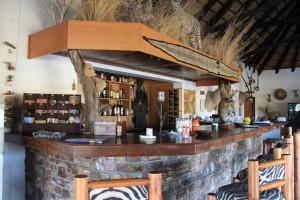 Bar okatore safari chasse namibie
