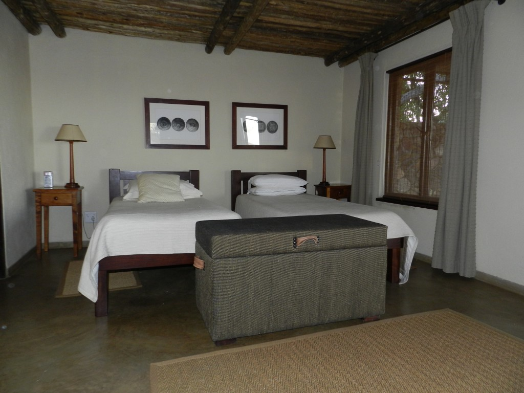 Chambre 2 safari chasse zimbabwe gp voyages for Chambre de chasse