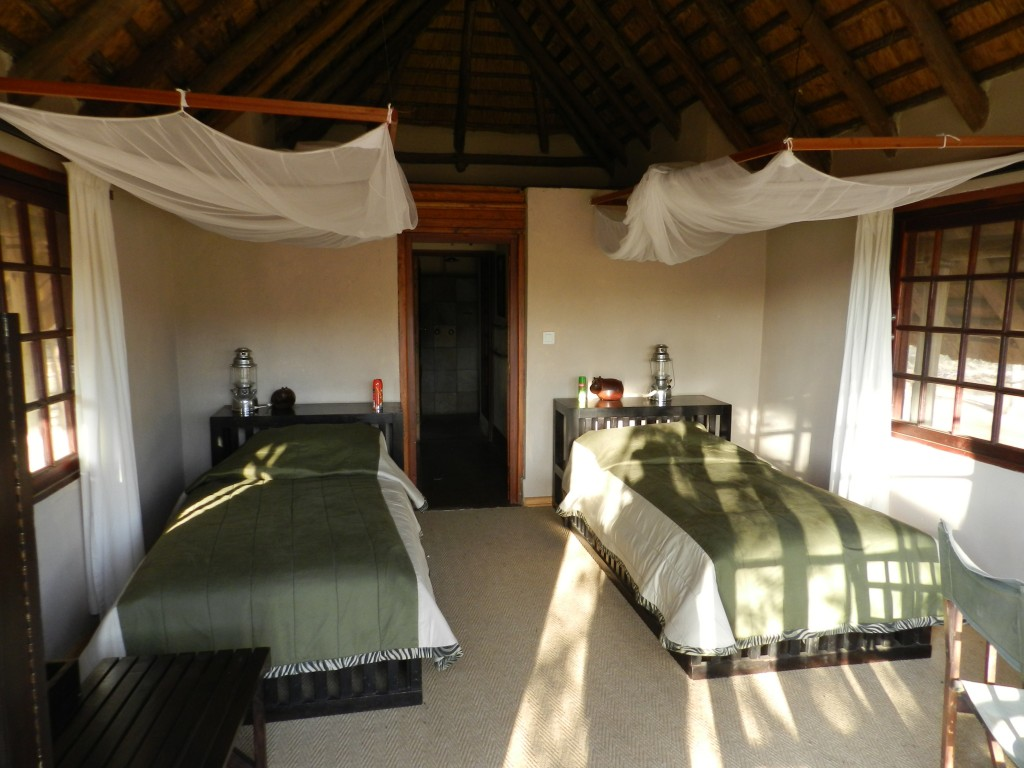 Chambre 3 safari chasse zimbabwe gp voyages for Chambre de chasse