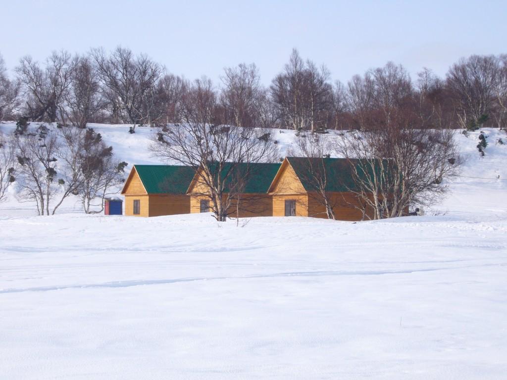 Chambres Opala Kamchatka