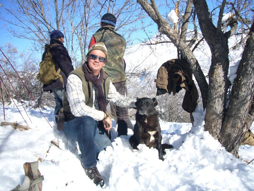 Chien de chasse Tadjikistan