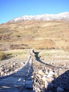 Départ de chasse Tadjikistan