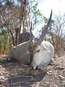 Eland Patrick safari chasse tanzanie film Seasons