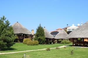 Exterieur hotel chasse en serbie