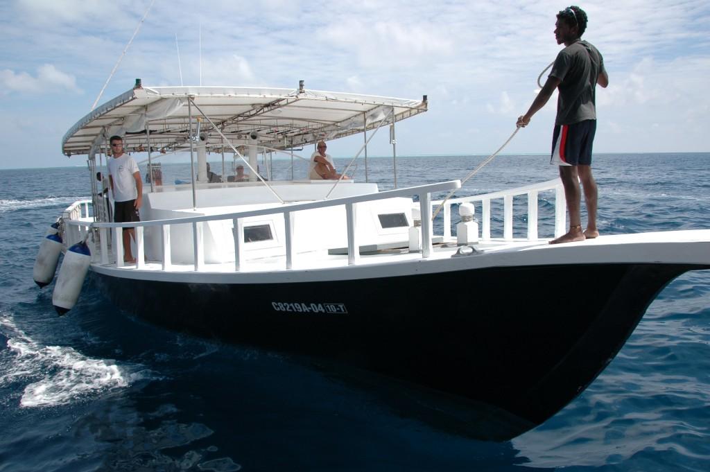 FISHING DHONY MALDIVES