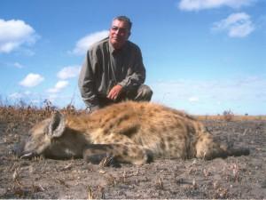 Hyène JPB safari chasse tanzanie