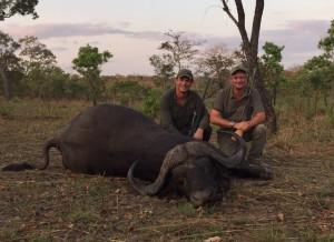 Les Latrive Selous safari chasse Tanzanie