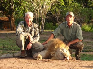 Lion Lucien JML SAFARIS TANZANIE chasse