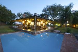 Lodge Mazunga safari chasse zimbabwe
