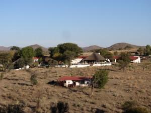 Okatore safari chasse Namibie