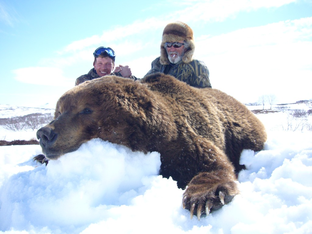 Ours Frederic Kamchatka