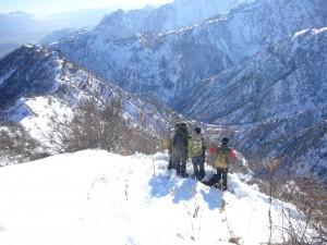 Recherche sangliers Tadjikistan