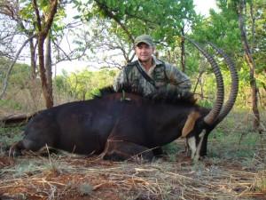 Sable Kilwa safari chasse tanzanie