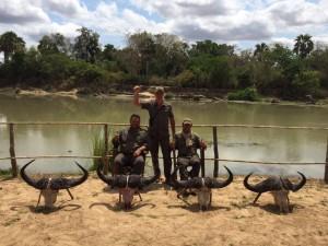 Selous Kilombero safari chasse Tanzanie