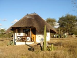 Villa 2 Okatore safari chasse namibie