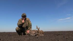 brocard Franck Vojvodina chasse serbie
