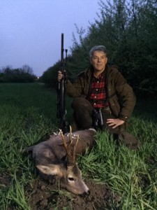 brocard JF chasse serbie