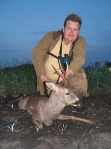 brocard Paul chasse en serbie vojvodine