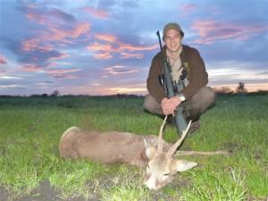 brocard antoine chasse en serbie