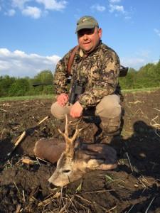 brocard jerome  vojvodine chasse en serbie