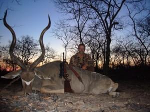 grand koudou michael L Blaser safari chasse tanzanie