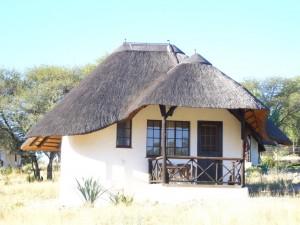villa n°3 Okatore Lodge safari chasse namibie