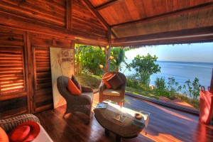 vue chambre hotel MADAGASCAR