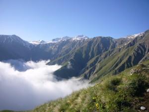 Azerbaidjan 2800 m