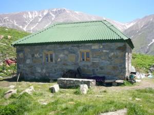Camp Sheki Azerbaidjan