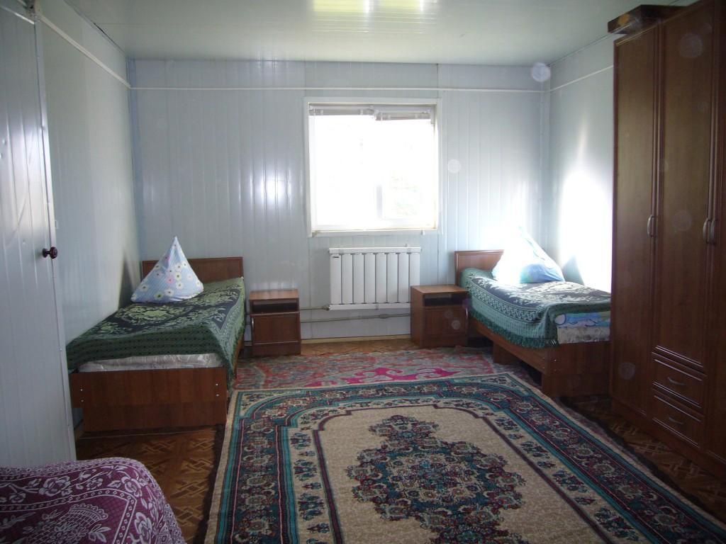 Chambre Ak Sai Kirghizstan