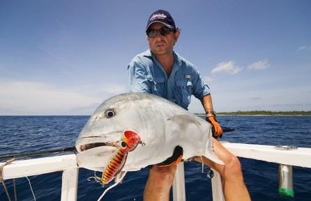 GT FISHING MALDIVES