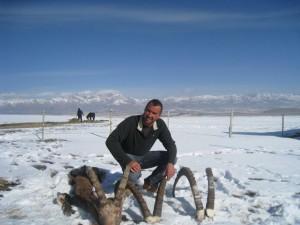 Ibex David Kirghizstan