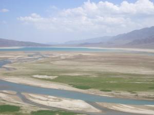 Lac Kirghizstan