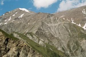 Paysage de montagne Azerbaidjan