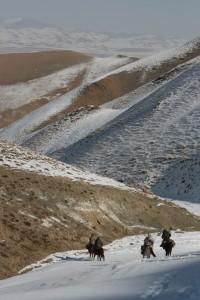 Retour de chasse Kirghizstan