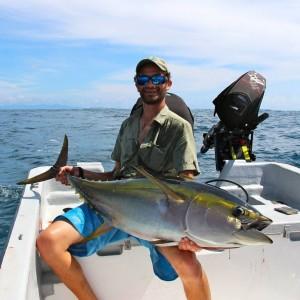 THON JAUNE COSTA RICA