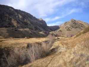 Vallée d'Arpa Kirghizstan