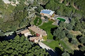 hacienda Muelas chasse Espagne