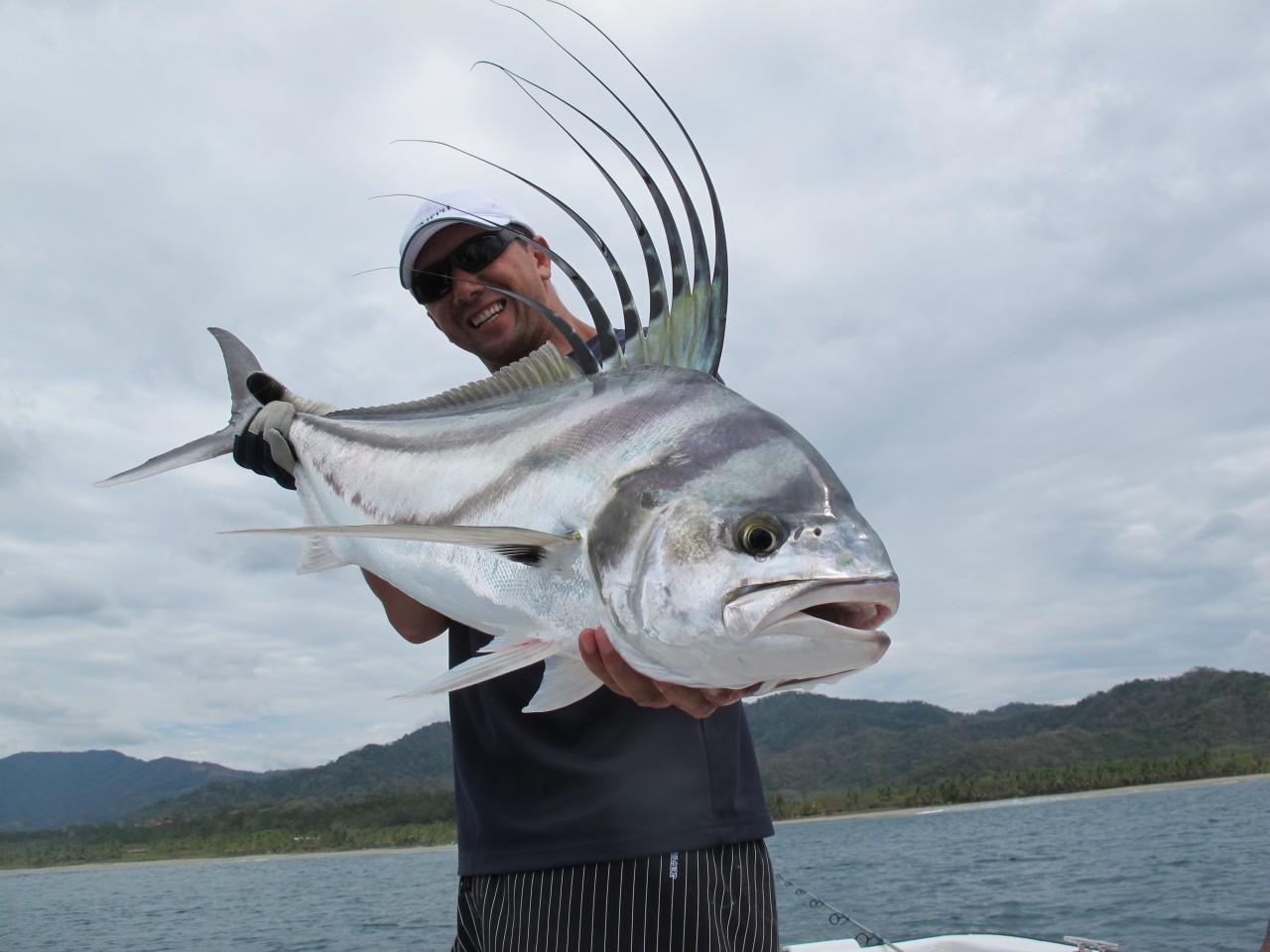 Peche au costa rica pays du mythique poisson coq gp voyages - Peche du poisson chat au coup ...