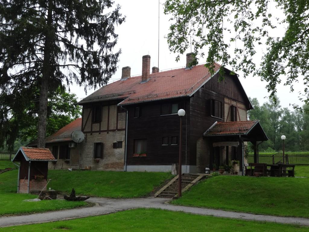 Maison de chasse Croatie