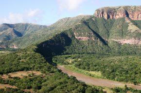 Vallée umkomaas safari chasse afrique du sud