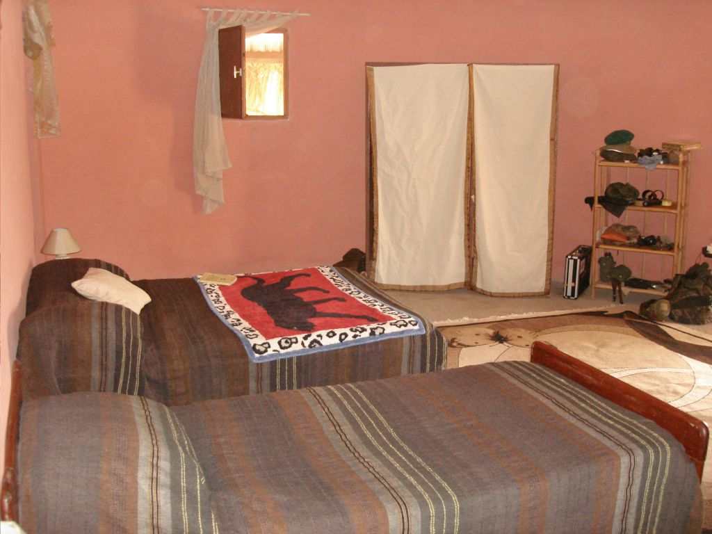 Chambre campement cameroun chasse gp voyages for Chambre de chasse