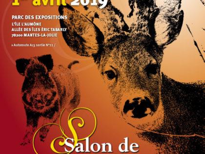 Salon de la chasse 2019 à Mantes la jolie
