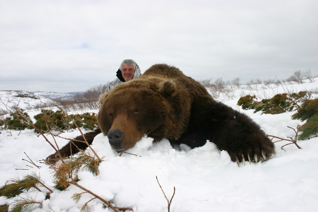 Ours PM Kamchatka