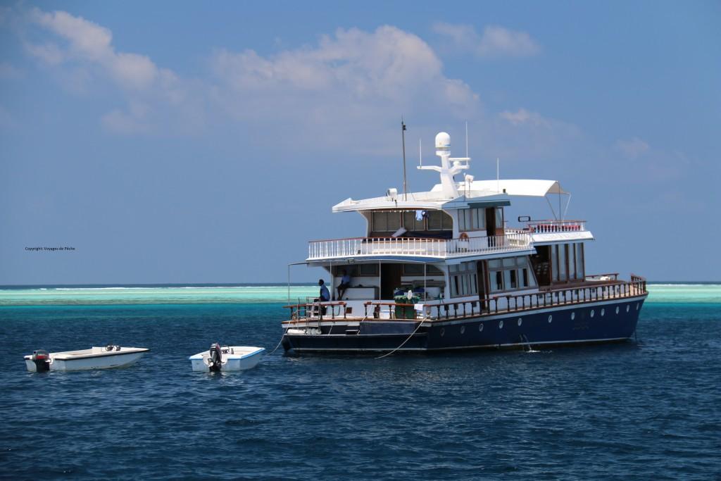 SULTAN MALDIVES CROISIERE