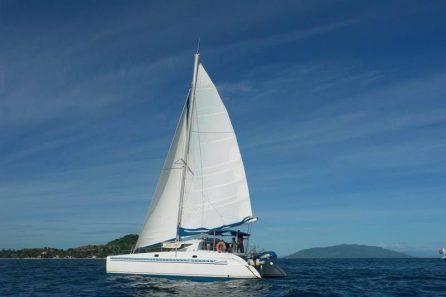 Catamaran hôtel Madagascar