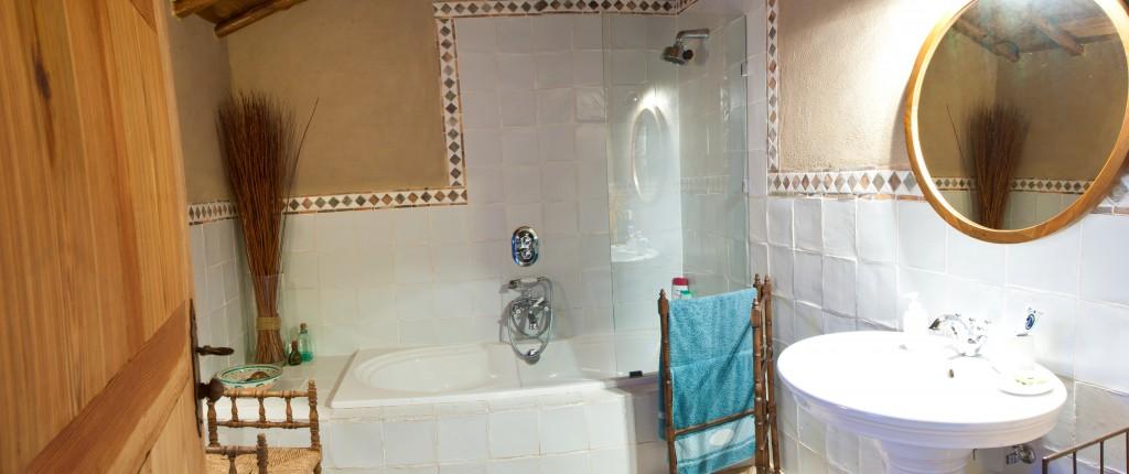 Salle de bain Gargantas Espagne