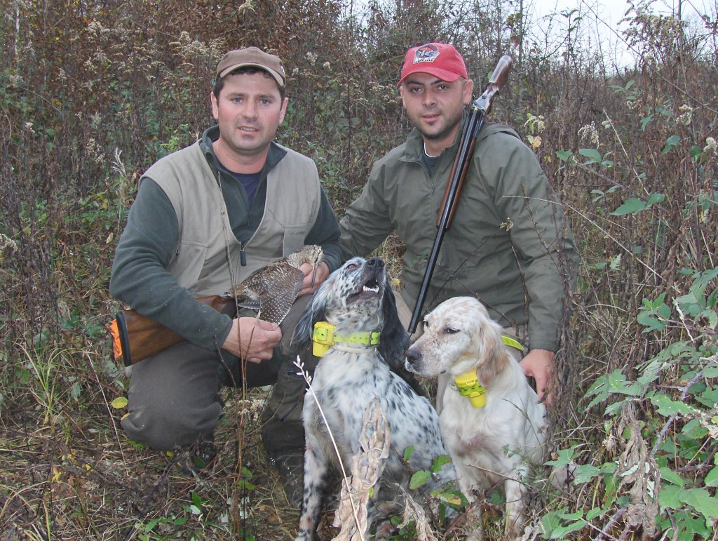 guide chasse becasses bosnie