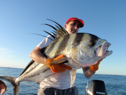 COSTA RICA, LAND OF THE MYTHICAL ROOSTERFISH